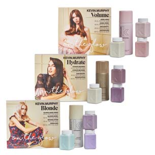 Kevin Murphy 'On The Glow' Travel Kits
