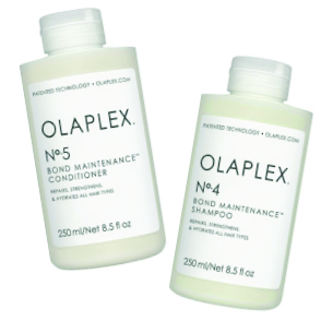 Olaplex No. 4 and No.5