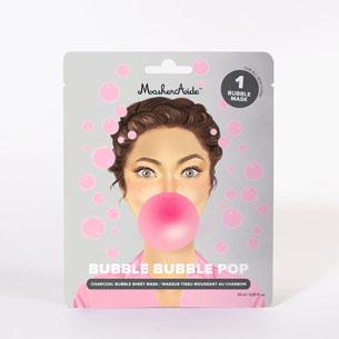Bubble Bubble Pop | MaskerAide Charcoal Sheet Mask