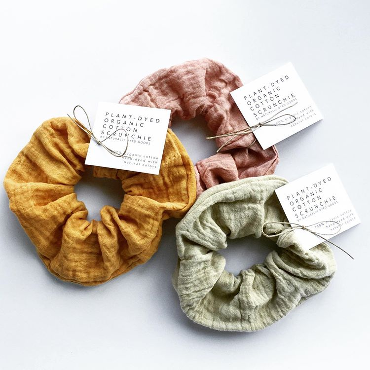 Naturally Dyed Goods