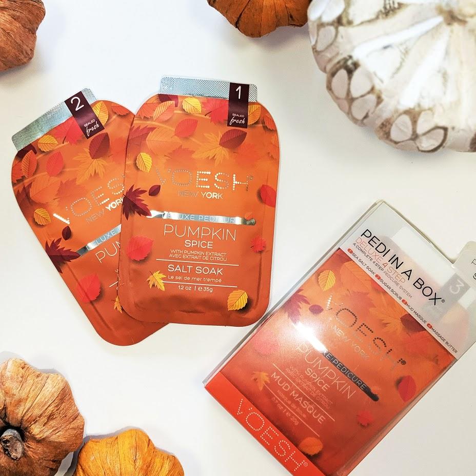 NEW Luxe Pedicure Scent | Pumpkin Spice