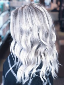 Krissa Platinum Blonde Minnesota