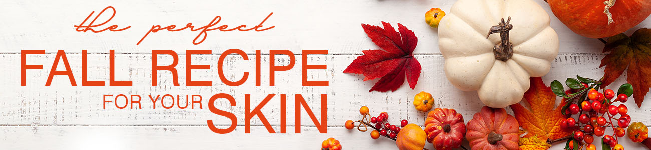 fall recipe page header