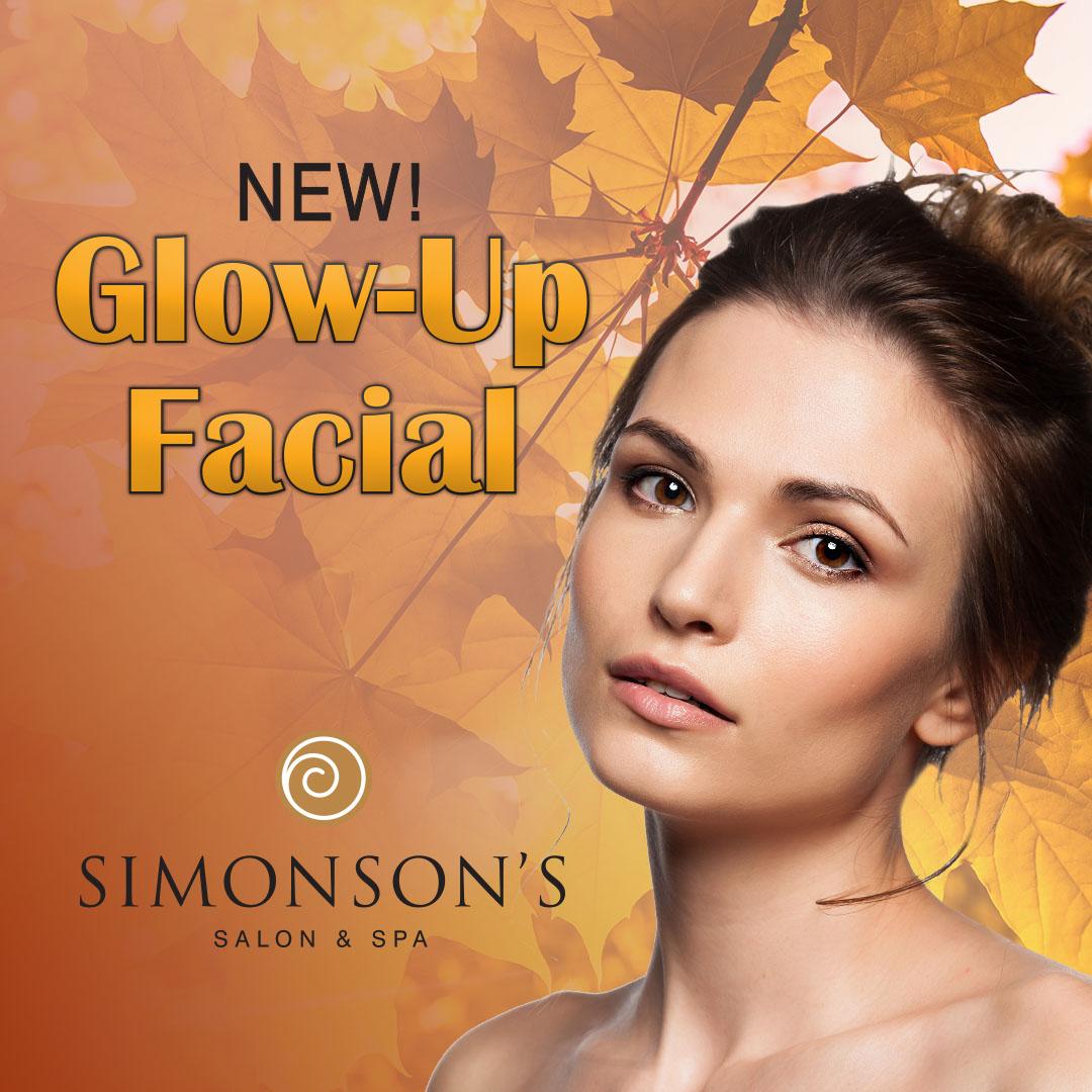 NEW | Glow-Up Facial