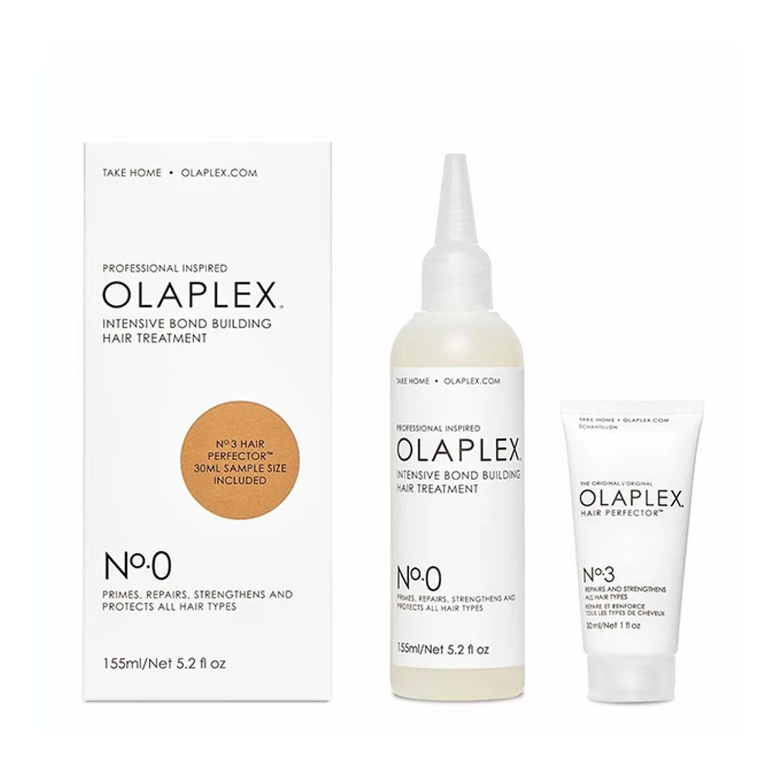 Hair Repair at Home! | Olaplex No. 0