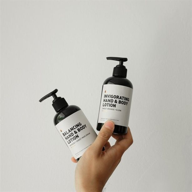 Hand & Body Lotion | WAY OF WILL